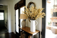 Chaz Easterly Designs Fall Decorating