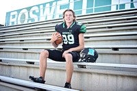 James Luster football pictures 2017