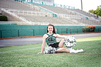 Jackie Stetson cheer pictures 2017